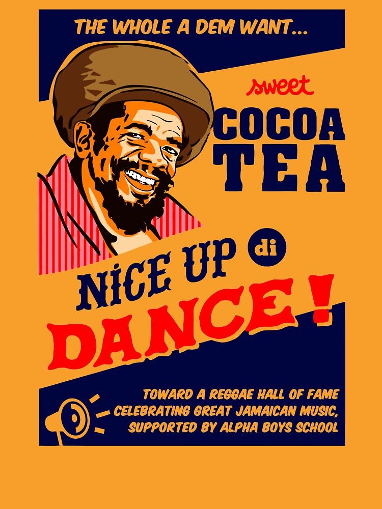 Té de cacao hacer una buena danza de fooleywaltrs