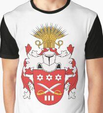 Arponen Coat of Arms Graphic T-Shirt