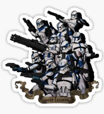 501st Sticker