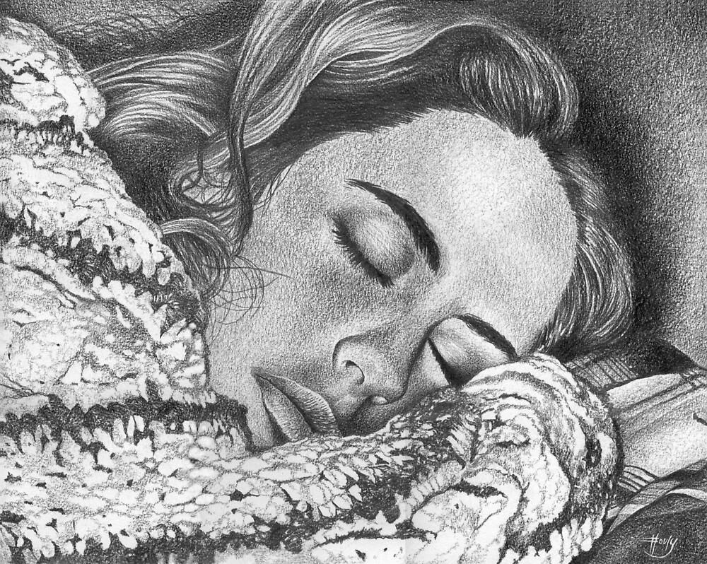 Sleeping Beauty by John Houle