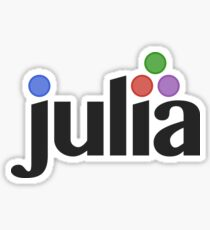 julia programming language Sticker