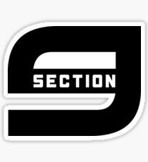Section 9 Sticker