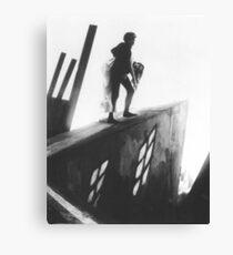 CINEMA / The Cabinet of Dr. Caligari / 1920 Canvas Print