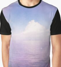 Tranquil Lake Graphic T-Shirt