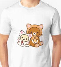 Rilakkuma - Cat T-Shirt
