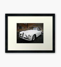 Alfa Romeo - Rome Framed Print