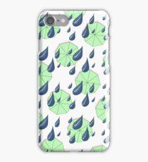 Tanz im Regen iPhone Case/Skin