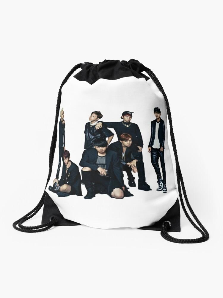 BTS Danger | Drawstring Bag