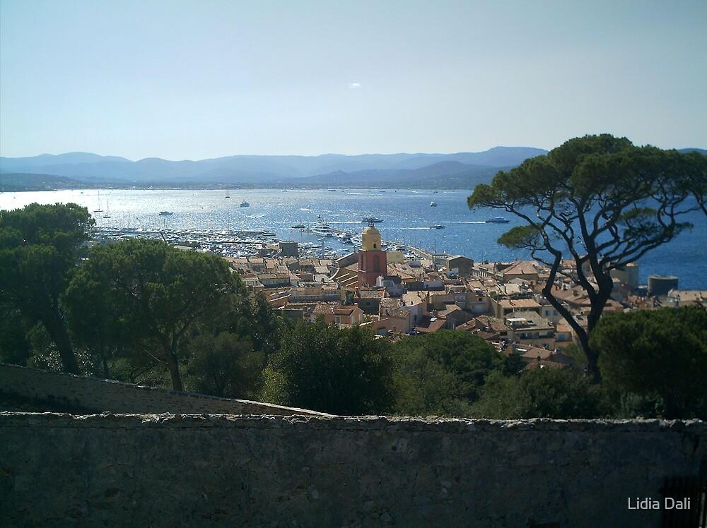 St. Tropez by Lidiya