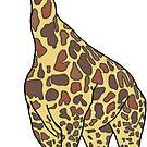 happy little giraffe by andilynnf