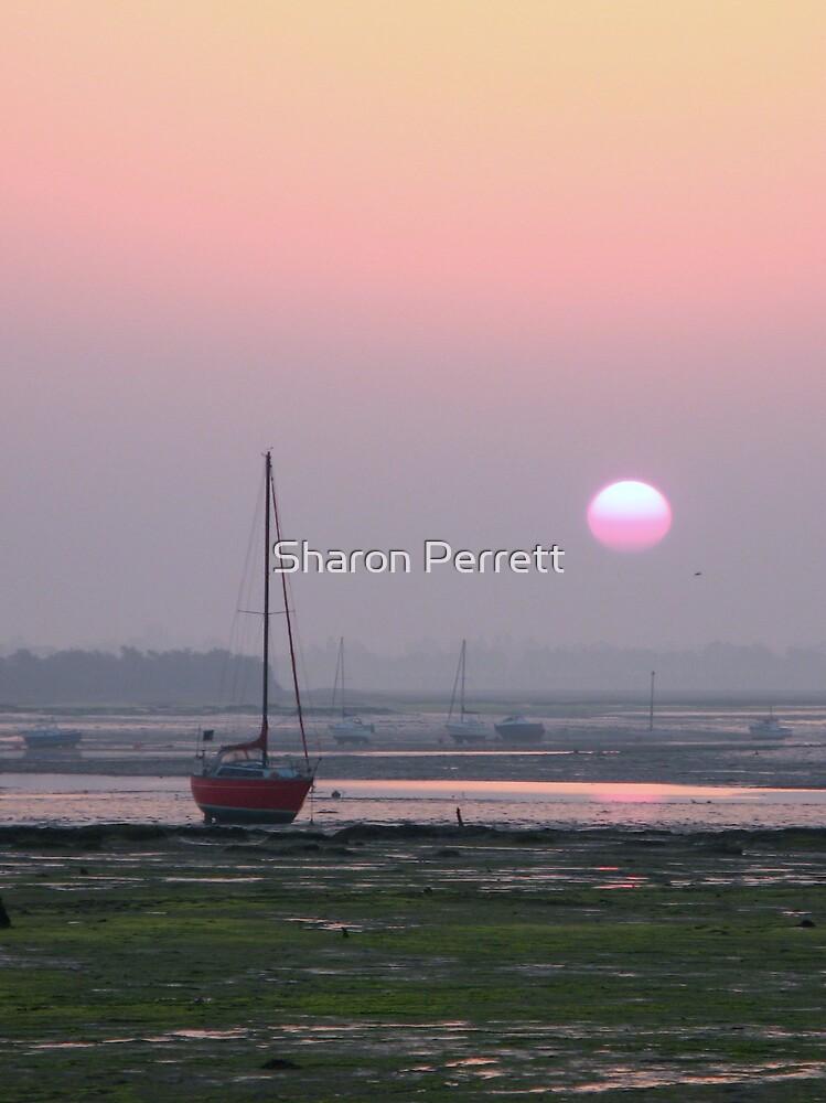 Sunrise 13-09-07 by Sharon Perrett