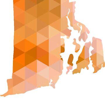 RI - Naranja geométrica de cjackvony
