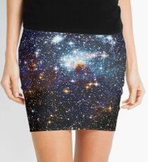 Space Mini Skirt