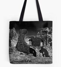 Ballycarbery Castle Tote Bag