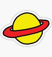 Rugrats - Chuckie Finster's Shirt Sticker