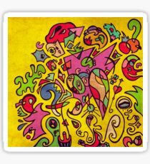 Carnaval Sticker