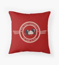 Oink! Throw Pillow