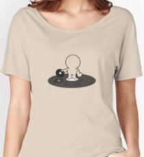 Pinhead in a Spin Women's Relaxed Fit T-Shirt