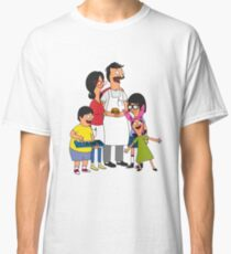 The Burger Family 2 Classic T-Shirt