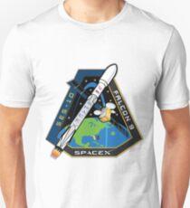 SES-10 Launch Team Logo Unisex T-Shirt