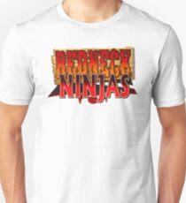 UniquePublications: REDNECK NINJAS Logo Unisex T-Shirt