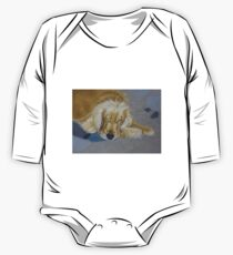 Sleeping Pet One Piece - Long Sleeve