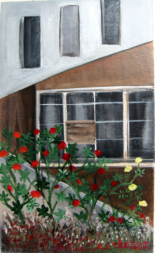 House in Llano by cruserart