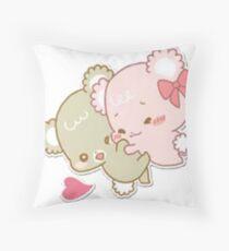 Sugar Cubs - Hug Throw Pillow