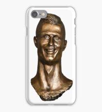 Cristiano Ronaldo Statue/Bust iPhone Case/Skin