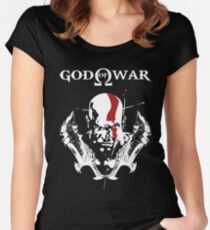KRATOS Women's Fitted Scoop T-Shirt