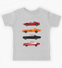 The Car's The TV Star Kids Tee