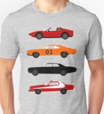The Car's The TV Star T-Shirt