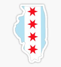 ChiTown  Sticker