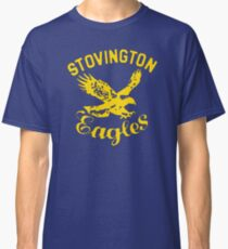 The Shining - Stovington Eagles Logo (yellow) Classic T-Shirt