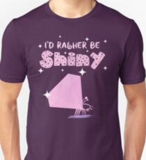 Shiny Rhodochrosite Crab 2 (Dark) T-Shirt