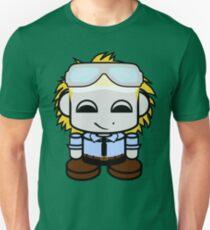 HERO'BOT Science Teacher Fridolf Ole Slim Fit T-Shirt