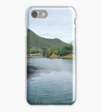 Mysterious Lower salt river iPhone Case/Skin