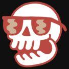 Chill Skull by obinsun