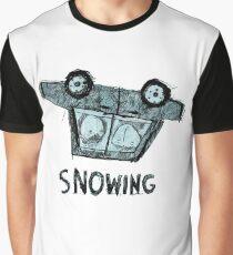 Snowing - Fuck Your Emotional Bullshit Shirt Graphic T-Shirt