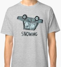 Snowing - Fuck Your Emotional Bullshit Shirt Classic T-Shirt