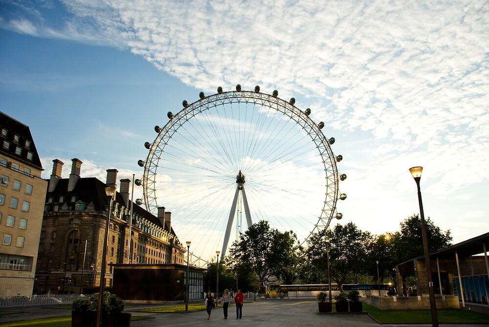 London Eye by Craig Goldsmith