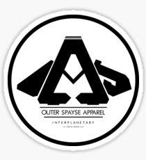 OSA- Peel em stick em  Sticker