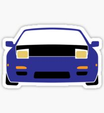 Nissan  240SX S13 JDM Sticker