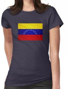 VENEZUELA FLAG - CHAVISTAS CORRUPTOS DICTADURA Womens Fitted T-Shirt