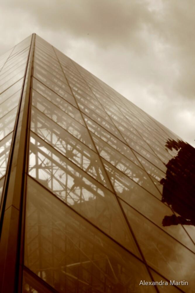 Louvre by Alexandra Martin