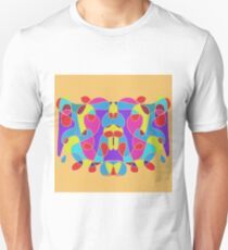 Butterfly Abstract Artwork Unisex T-Shirt