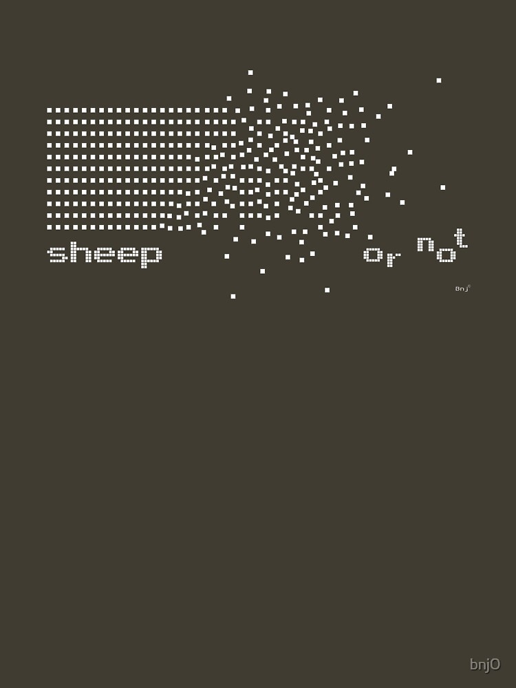 sheep....or not by bnj0