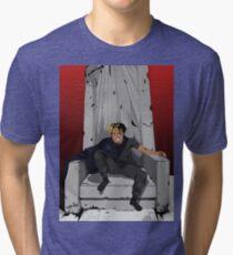X the Throne Tri-blend T-Shirt