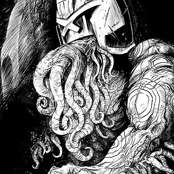 Judge Cthulhu by August