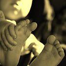 Feet by Alexandra Schlegel